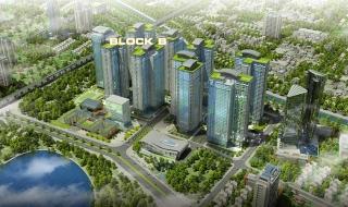 Dự án Goldmark City Hà Nội