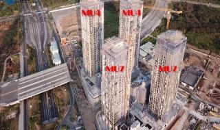 Sau 5 năm, dự án 1,2 tỷ đô có tháp cao 88 tầng đã xây dựng đến đâu?