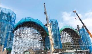 Tiến độ dự án Danko City Thái Nguyên tháng 5/2020