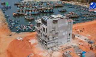 Tiến độ dự án Hamubay Phan Thiết tháng 5/2020