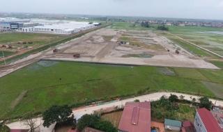 Tiến độ dự án Dũng Liệt Green City Bắc Ninh tháng 4/2020