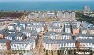 Tiến độ dự án Phú Quốc Marina Square tháng 5/2020