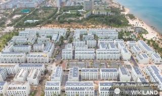 Tiến độ dự án Phú Quốc Waterfront tháng 5/2020