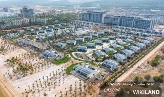 Tiến độ dự án Regent Residences Phú Quốc tháng 5/2020