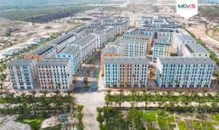 Tiến độ dự án Phú Quốc Marina Square tháng 05/2020