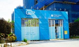 Tiến độ dự án Q7 Boulevard tháng 05/2020
