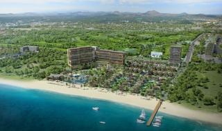 Phối cảnh dự án Le Meridien Resort & Spa Quảng Nam