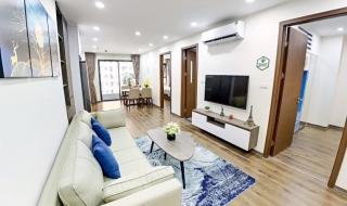 Căn hộ mẫu dự án Thăng Long Capital Hà Nội
