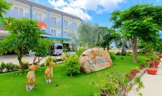Ảnh chụp thực tế dự án Tropical Ocean Villa & Resort Bình Thuận