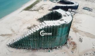 Tiến độ dự án The Arena Cam Ranh tháng 07/2020