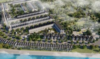 Phối cảnh dự án Green Center Villas Hà Nội