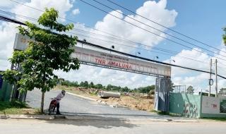 Tiến độ dự án TNR Amaluna Trà Vinh tháng 07/2020
