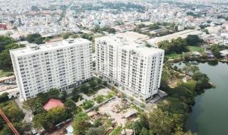 Tiến độ dự án căn hộ Hiệp Thành Buildings quận 12 Tháng 12/2020