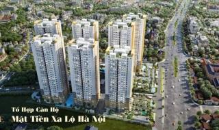 Hình phối cảnh dự án Biên Hòa Universe Complex Đồng Nai