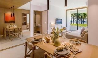 Căn hộ mẫu dự án Wyndham Coast  - Thanh Long Bay Bình Thuận