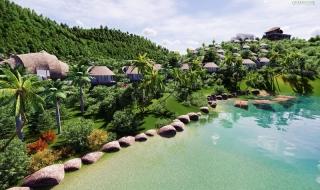 Phối cảnh dự án Parahills Resort Hòa Bình
