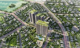Phối cảnh dự án Feliz Homes Hà Nội