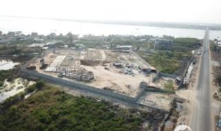 Tiến độ dự án Marine City Bà Rịa Vũng Tàu tháng 4/2021