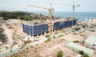 Tiến độ dự án Apus Phước Hải Bà Rịa - Vũng Tàu tháng 4/2021