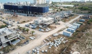 Tiến độ dự án The Long Hai Beach & Moutain Resort Vũng Tàu tháng 4/2021
