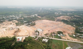Tiến độ dự án Long Hội Central Point Đồng Nai tháng 5/2021