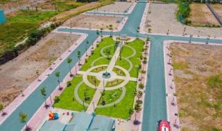 Tiến độ dự án Tân Lân Residence Long An tháng 5/2021