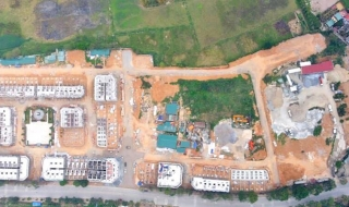 Tiến độ dự án Calyx Residence Hà Nội tháng 5/2021