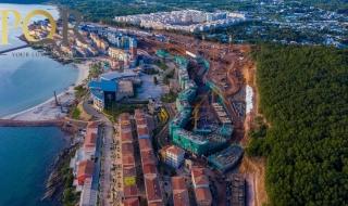 Tiến độ dự án Sun Grand City Hillside Residence Phú Quốc tháng 5/2021