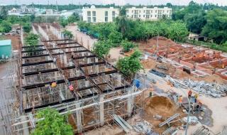 Tiến độ dự án khu dân cư Phước Thới Cần Thơ tháng 5/2021