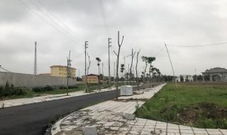 Tiến độ dự án Tiền Hải Center City Thái Bình tháng 04/2021