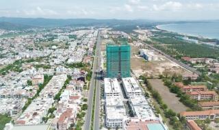 Tiến độ dự án Apec Mandala Wyndham Phú Yên tháng 09/2020