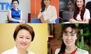 Những bóng hồng trong giới bất động sản Việt Nam