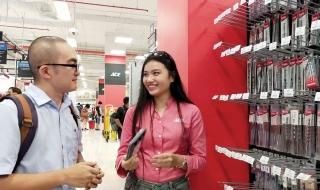 Thị trường bán lẻ Việt: Thêm tên tuổi, thêm cạnh tranh