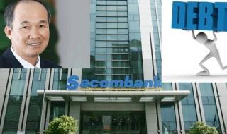 """Sacombank: Những con số """"đáng sợ"""" và bí ẩn giá trị thật"""
