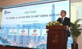 TS. Trần Đình Thiên: Tăng trưởng năm 2019 có thể vượt 7%
