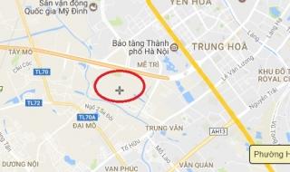Hà Nội: Quy hoạch 1/500 Khu chức năng đô thị Nam Đại lộ Thăng Long