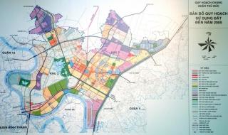 TP.HCM: Duyệt nhiệm vụ quy hoạch 3 khu dân cư với diện tích 169ha