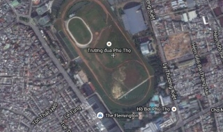 Phát triển khu trường đua Phú Thọ thành khu đa chức năng, tập luyện TDTT