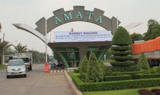 Đồng Nai: Quy hoạch hơn 410ha cho Khu công nghiệp AMATA Long Thành