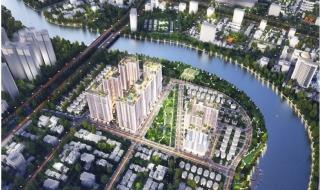 TP.HCM: Chấp thuận dầu tư dự án Sunrise Riverside