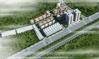 TP.HCM: Chấp thuận đầu tư dự án 1.000 tỷ Khu dân cư Hà Đô phường Thới An