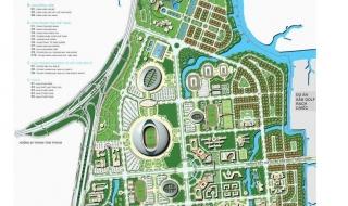 TP.HCM: Hơn 1000 tỷ GPMB dự án sân bóng đá và Trung tâm thể thao Thái Sơn Nam