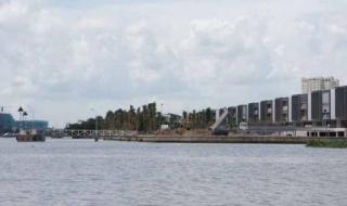 Chứng minh bờ sông Sài Gòn chỉ dành cho người giàu?