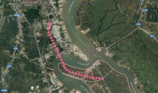 TP.HCM sẽ có cầu Cần Giờ thay phà Bình Khánh và đường trên cao nối từ cầu Cần Giờ đến Khu đô thị biển Cần Giờ
