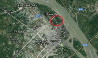 Quy hoạch Khu đô thị và vui chơi giải trí hơn 93ha tại Cồn Khương
