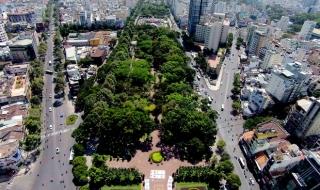 Thi tuyển quốc tế và đấu thầu tư vấn quy hoạch 1/500 khu Công viên 23 Tháng 9