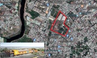 TP.HCM: Chấp thuận xây TTTM Emart 2 tại trụ sở cũ Da giày Sagoda