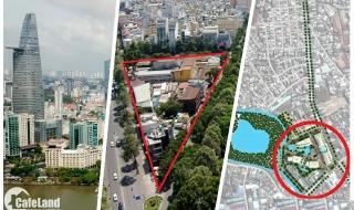 TP.HCM hủy bỏ hàng loạt dự án: Tam giác Trần Hưng Đạo, Khu phức hợp Đồng Khởi, Khu nhà ở Sài Gòn Gôn…