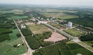 Từ 25/3/2019, tăng mạnh tiền thuế chuyển quyền sử dụng đất tại Đồng Nai