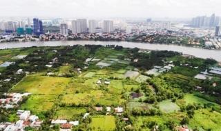 Đề xuất buộc chủ đầu tư bồi thường cho người dân nếu bỏ hoang dự án